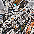 Engine For Parts - Automotive Recycling by Crystal Harman