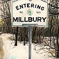 Entering Millbury by Scott Nelson