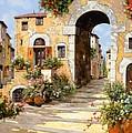 Entrata Al Borgo by Guido Borelli