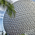 Epcot Globe by Thomas Woolworth