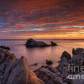 Epic California Sunset by Marco Crupi