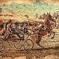 Equestrian Folklore Print by Ernestine Manowarda
