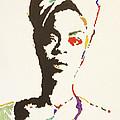 Erykah Badu by Stormm Bradshaw