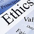 Ethics Concept by Colin and Linda McKie