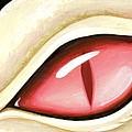 Eye Of The Albino Dragon by Elaina  Wagner