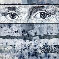 Eyes On Blue by Carol Leigh