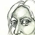 Eyes - The Sketchbook Series by Michelle Calkins