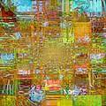 Fabric Three by Fania Simon