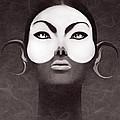 Face Moon by Yosi Cupano