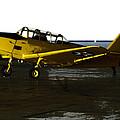 Fairchild Pt-26 by Steven  Digman
