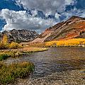 Fall At North Lake by Cat Connor