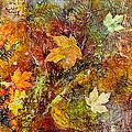 Fall Print by Katie Black