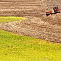 Fall Plowing by Doug Davidson