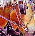 Farm Horses by Robert Hooper