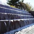 Fdr Memorial - Washington Dc - 01133 by DC Photographer