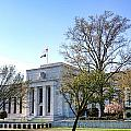 Federal Reserve Building by Olivier Le Queinec
