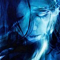 Feeling A Little Blue by Gun Legler