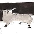 Feles No. 2  by Mark M  Mellon