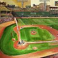 Fenway Park by Lindsay Frost
