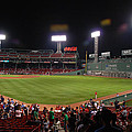 Fenway Park Print by Mark Wiley