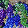 Festival Of Grapes by Eloise Schneider