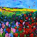 Field Flowers by Pol Ledent