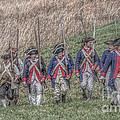 Field Of Honor American Revolution by Randy Steele