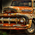Fifty Two Ford by Thomas Young