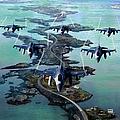 Fighter Jet Squadron