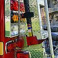 Fireman Keep Back 300 Feet by Paul Ward