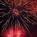 Firework Majesty  by Garry Gay