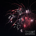 Fireworks Series Xi by Suzanne Gaff