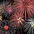 Fireworks Spectacular IIi by Ricky Barnard