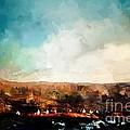 First Sun by Arne Hansen