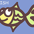 Fish by Nursery Art