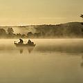 Fishermen by Steven  Michael