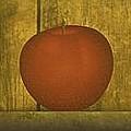 Five Apples  Print by David Dehner