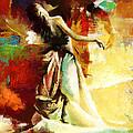 Flamenco Dancer 032 by Catf