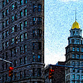 Flat Iron Nyc by Sabine Jacobs