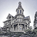 Flavel Victorian Home by Daniel Hagerman