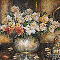 Flowers Of My Heart by Dariusz Orszulik