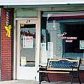 Floyd's Barber Shop Nc by Bob Pardue