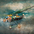 Flying Pig - Acts Of A Pig by Mike Savad