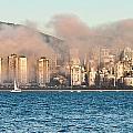 Fog Rolling In by James Wheeler