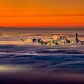Foggy Sunrise by Alexis Birkill