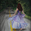 Follow Your Path by Jackie Mestrom