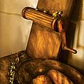 Food -  Bread  by Mike Savad