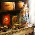 Food - Kitchen Ingredients by Mike Savad