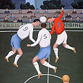 Football by Jerzy Marek