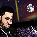 For Even In Hell - Kid Cudi by Dancin Artworks